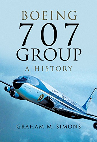 Boeing 707 Group: A History Boeing 707 Kc 135
