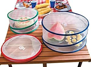 HDC Set of Three Pop Up Food Covers