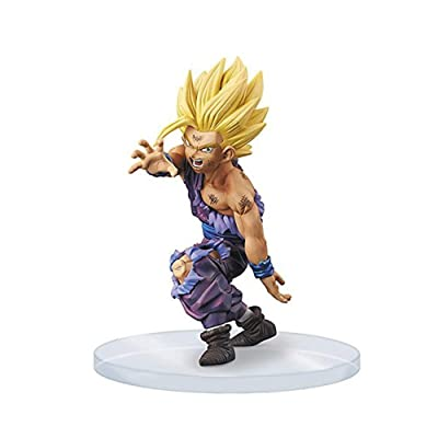 "Banpresto Dragon Ball Z Gohan Dramatic Showcase Figure, 1st Season Volume 1, 5.5"": Toys & Games"