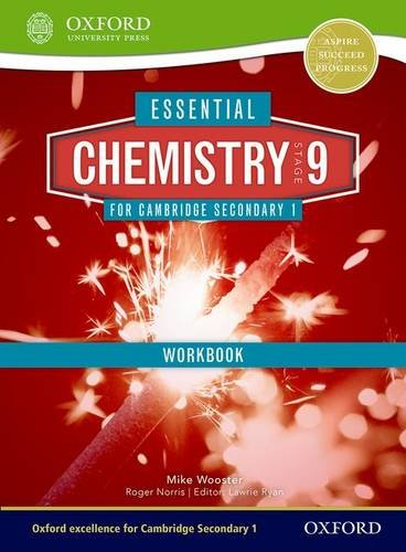 Essential Chemistry for Cambridge Secondary 1 Stage 9 Workbook (Science for Cambridge Secondary 1)