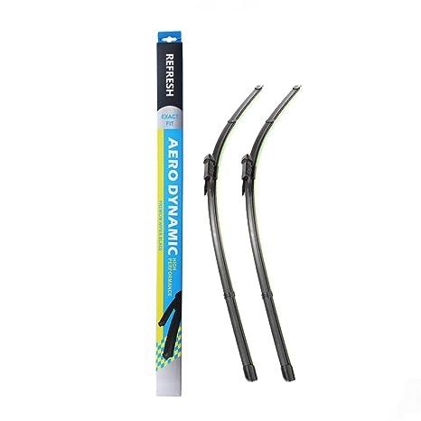 Refresh limpiaparabrisas para Chevrolet Silverado 1500/2500HD/3500hd & GMC Sierra 1500/2500HD