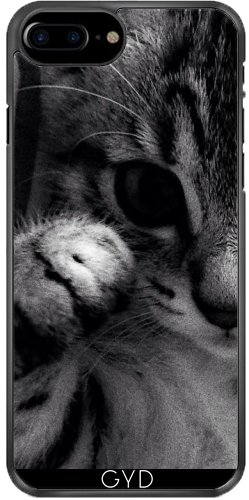 Coque pour Iphone 7 Plus / 8 Plus (5,5'') - Petits Ja Chat by Youlia and Tayfun