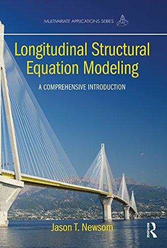 Download Longitudinal Structural Equation Modeling: A Comprehensive Introduction (Multivariate Applications Series) Pdf