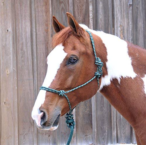 Horse Mountain Rope Halter - Partrade Horse Lead