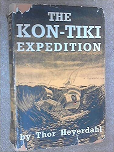 The Kon Tiki Expedition Book