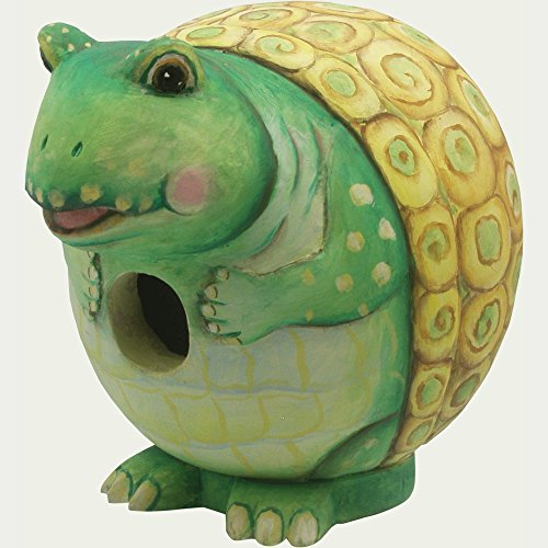 Songbird Essentials SE3880094 Turtle Gord-O Birdhouse (Set of 1)