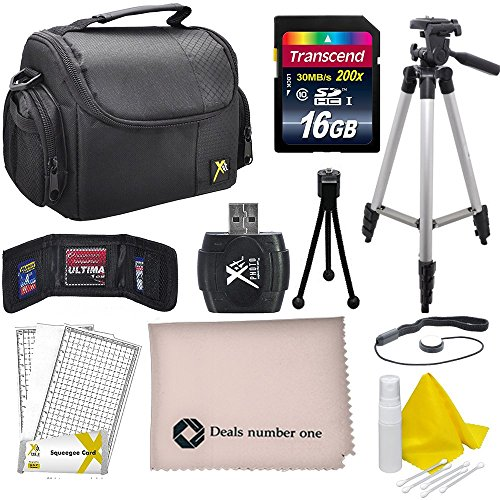Professional Accessory Kit For all Canon, Nikon, Sony, - Digital Camera Accessories