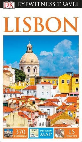 DK Eyewitness Travel Guide Lisbon (Eyewitness Travel Guides)