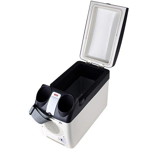 BYNNCR Congelador portátil Refrigerador para automóvil, Campamento ...