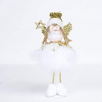 fghfhfgjdfj Precioso ángel Lindo muñeca árbol de Navidad ...