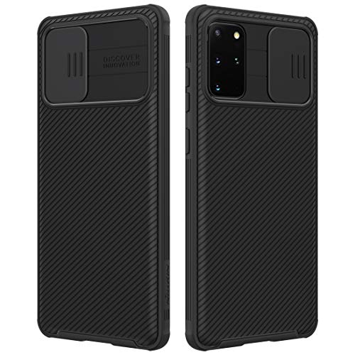 Nillkin® Samsung Galaxy S20+ / S20 Plus 5G Case, CamShield Pro Series Case with Slide Camera Cover, Slim Stylish Protective case for Samsung Galaxy S20+ / S20 Plus 5G - Black
