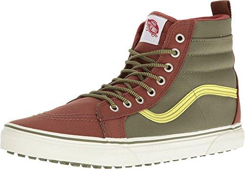 Vans – Unisex-Adult SK8-Hi MTE DX Shoes, Size: 7.5 D(M) US Mens / 9 B(M) US Womens, Color: (Mte) Ballistic/Tortoise Shell