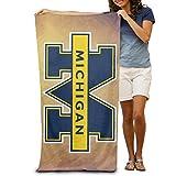 "NCAA Michigan Wolverines 31.5""*51"" Beach Towel"