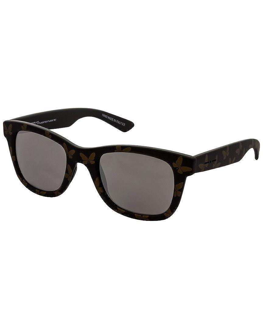 italia independent Gafas de Sol 0090T-FLWD-50 (50 mm) Negro ...
