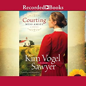 Courting Miss Amsel Audiobook