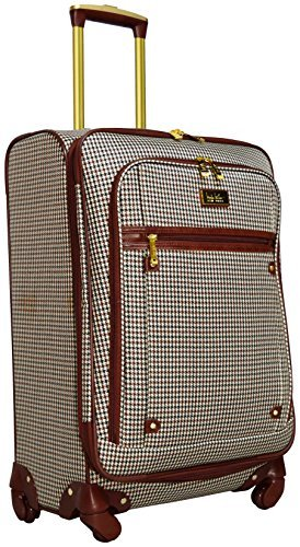 Plaid Sets Luggage (Nicole Miller New York Taylor 24