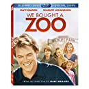 We Bought a Zoo [Blu-ray]