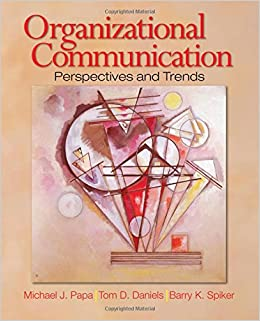 Descargar Torrent En Español Organizational Communication: Perspectives And Trends En PDF