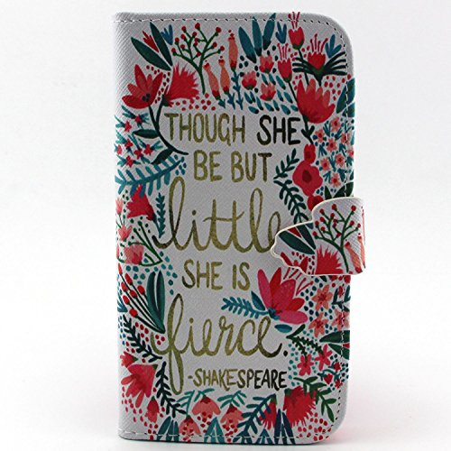 S5 Galaxy PU Leather Shakespeare product image