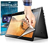 SmartGlaze ( Pack Of 3 ) LENOVO YOGA 500 14 2 in 1 Laptop Case Custom Made Crystal Clear Premium LCD Screen Protectors Packs With Polishing Cloth & Application Card