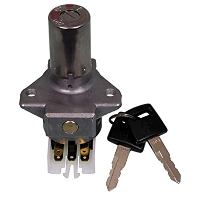 Emgo 40-15820 Replacement Ignition Switch: Automotive