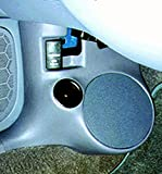Q Logic Q Forms 6.5'' Kick Panel Speaker Enclosures for Ford Mustang 1994-2004
