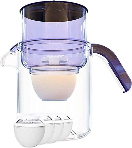 Limpio Net Kettle Purificador de Agua for el hogar Filtro de ...
