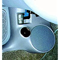 Q Logic Q Forms 6.5 Kick Panel Speaker Enclosures for Ford Mustang 1994-2004