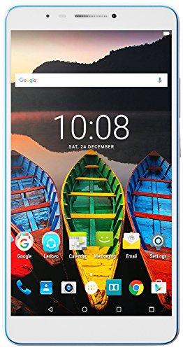 Lenovo TB-7703F Tab3 7 Plus - Tablet de 7 (WiFi, Quad Core Qualcomm Snapdragon, RAM de 2 GB, memoria interna de 16 GB, Android 6.0) color blanco