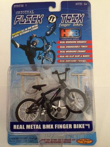 Flick Trix Finger Bikes: Hb Hoffman- Black by Flick Trix (Image #2)
