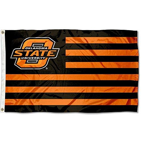 Oklahoma State Cowboys Stars and Stripes Nation -