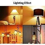 Bonlux-Lampadine-a-Filamento-LED-E27-Dimmerabile-8W-Sobstituzion-per-Lampadine-a-Incandescenza-60-80W-Lampadina-Classico-ST64-LED-Vintage-Bianco-caldo-2700K-Confezione-da-4