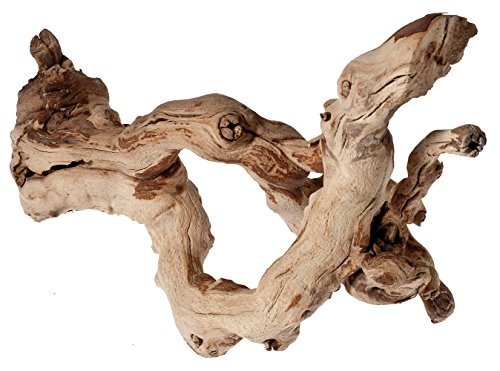 Pisces 10'' Grapewood Sandblasted Branchy, Varies by Pisces (Image #1)