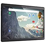 NeuTab 10.1 inch Octa Core Android 6.0 Marshmallow Tablet PC, 16 GB Storage IPS Display 1280x800 Bluetooth, Mini HDMI Output, FCC Certified