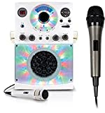 Best Singing Machine High Frequency Machines - Bundle Includes 2 Items - Singing Machine SML385BTW Review