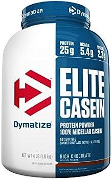 Dymatize Elite 4 lbs Slow Absorbing Protein