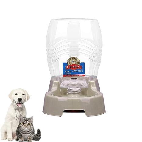 FONLAM Bebedero para Perro Gato Cachorro Fuente Dispensador de Agua Automático Cuenco de Agua Mascota 940ml