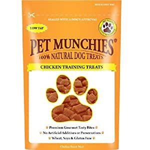 Munchies Pet Chicken Dog Training Treats 50g