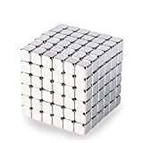 Best Desk Toys - LiKee 5MM 216 Pieces Magnetic Sculpture Magnet Building Review