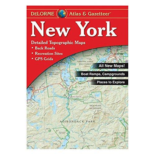 New York Atlas and Gazetteer ()