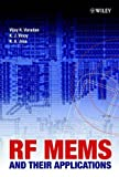 img - for RF MEMS and Their Applications (Electrical & Electronics Engr) by Vijay K. Varadan (2002-10-25) book / textbook / text book