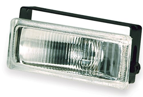 Pilot Performance Lighting - Pilot Performance Lighting PL-2055C Small Square Bracket-MT. Driving Lite, Clear