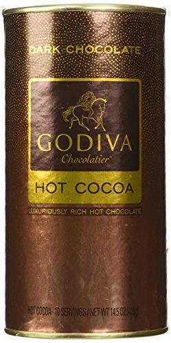- GODIVA Chocolatier Hot Cocoa (Set of 3)13.1 OZ