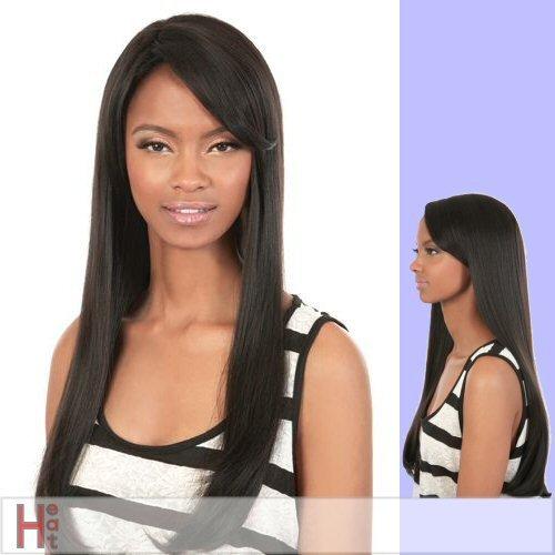 Heat Motown (Motown Tress (GGC-Gayle) - Heat Resistant Fiber Full Wig in 1B)