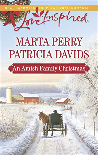 An Amish Family Christmas: An Anthology (Love Inspired) (Christmas Lights Run Bull)