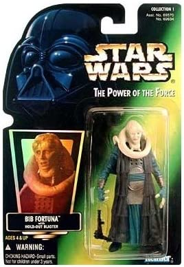 Star Wars Power Of The Force BIB FORTUNA Figure NEW