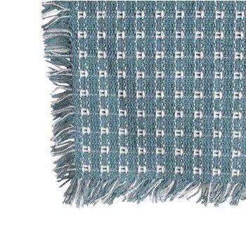 Mountain Weavers 62 x 108 (Rectangle) Homespun Tablecloth...