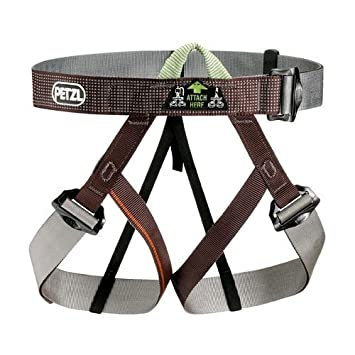 Petzl – GYM, Basic Adjustable Harness for Beginners