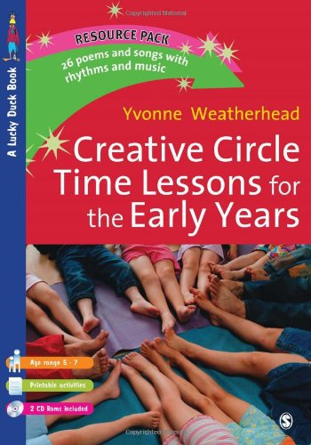 Creative Circle Time Lessons for the Early Years (Lucky Duck Books) -