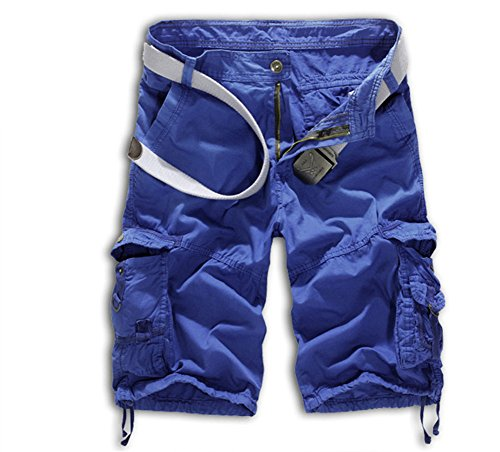 Travail Hommes D'été Couleur Air Hip Cargo 4 En Poches Multi Taille 5 Plein Juleya Pour Hop Casual Shorts CgxOHtqw